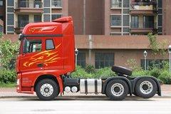 一汽解放 J7重卡 550马力 6X2R AMT自动挡牵引车(CA4250P77K25T2E5)