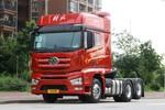 一汽解放 J7重卡 550马力 6X2R AMT自动挡牵引车(CA4250P77K25T2E5)图片