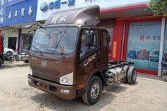 解放 J6F 165马力 3.85米排半仓栅式轻卡(CA5043CCYP40K2L1E5A84) 卡车图片