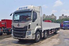 东风柳汽 乘龙H5 270马力 6X2 9.7米栏板载货车(LZ1250M5CB) 卡车图片