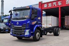 东风柳汽 新乘龙M3中卡 180马力 4X2 7.8米厢式载货车(LZ5182XXYM3AB) 卡车图片