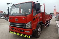 解放 虎VH 大王版 160马力 5.4米排半栏板载货车(CA1141P40K2L4E5A85) 卡车图片