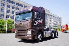 青岛解放 JH6重卡 四季款 智尊版 550马力 6X4牵引车(CA4259P25K2T1E5A80)