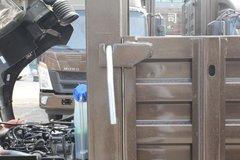 中国重汽HOWO 悍将 116马力 4.165米单排栏板轻卡(ZZ1047C3315E145)