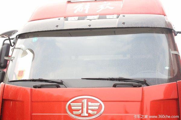 仅售40.80万丰润解放J6P自卸车优惠促销