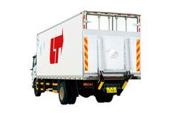 牛力 2吨 悬臂式铝合金货车液压尾板(NL-QB20/110A)