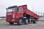 跃进 开拓T700 220马力 6X2 6.7米自卸车(SH3242VGDDWW4)图片