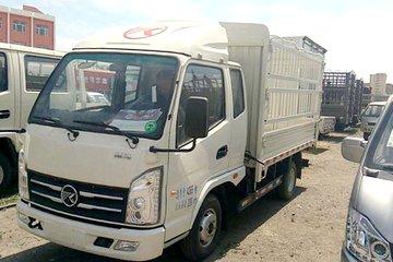 凯马 K8福运来 116马力 4.2米单排厢式轻卡(KMC5046XXYA33D5)