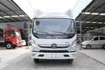 福田 奥铃新捷运 220马力 6.1米仓栅式载货车(BJ5186CCY-A1)图片
