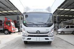 福田 奥铃新捷运 170马力 5.8米排半厢式轻卡(国六)(BJ5118XXYGJFD-AC1)
