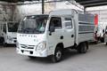 跃进 小福星S50Q 1.5L 110马力 汽油 3.05米双排仓栅式微卡(SH5032CCYPEGBNS)