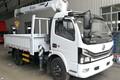 东风 多利卡D6-L 130马力 3.4米随车起重运输车(EQ5041JSQ8BDBAC)图片