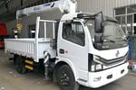 东风 多利卡D6-L 130马力 3.4米随车起重运输车(EQ5041JSQ8BDBAC)