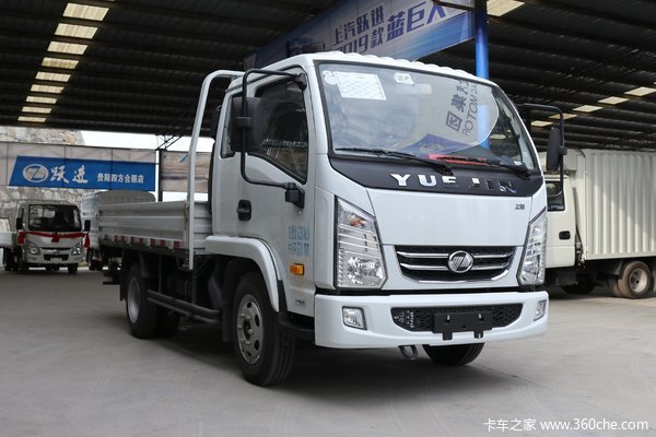 全柴490丨上骏X系载货车火热促销中 让利高达0.5万