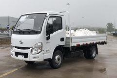 跃进 福运S70 113马力 3.36米单排栏板轻卡(国六)(SH1033PEGCNZ) 卡车图片