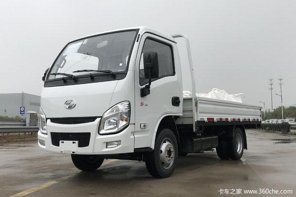 上汽跃进,小福星S50Q-1.5L载货汽车暑期档火爆热销