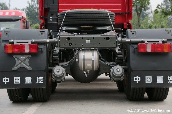 优惠0.5万 常州市豪瀚N7W牵引车火热促销中