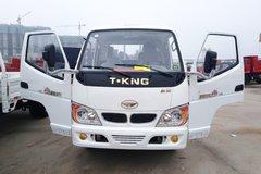 唐骏欧铃 小宝马 112马力 汽油 3.02米双排半栏板微卡(国六)(ZB1030BPD0L)