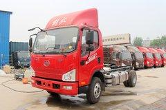 解放 J6F 165马力 4.16米单排仓栅式轻卡(CA5040CCYP40K46L2E5A84) 卡车图片
