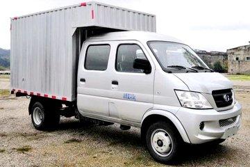 昌河 福瑞达K22 标准型 1.5L 116马力 汽油 2.08米双排厢式微卡(CH5020XXYUFV21)