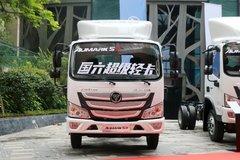 福田 欧马可S3系 156马力 4.14米单排厢式轻卡(DPF)(BJ5049XXY-D1)图片