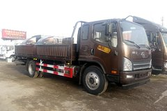 解放 虎VH 大王版 160马力 6.2米排半栏板载货车(8挡)(CA1145P40K2L5E5A85) 卡车图片