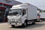庆铃 五十铃KV600 130马力 4.17米单排厢式轻卡(QL5044XXYALHAJ)