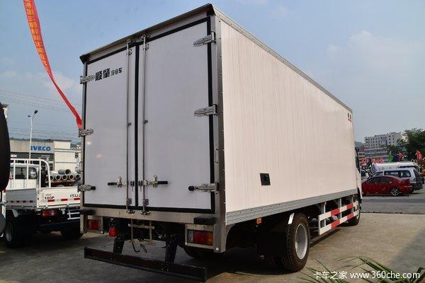 回馈客户盐城五十铃700P载货车仅售18万