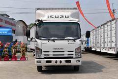 庆铃 五十铃KV600 130马力 4.17米单排厢式轻卡(油刹)(QL5044XXYALHAJ) 卡车图片