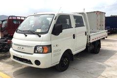 江淮 康铃X6 110马力 2.75米双排栏板微卡(HFC1030RV3E1C1S) 卡车图片