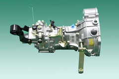 青山MR508B 5挡 手动挡变速箱