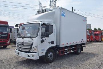 福田 欧马可S3 141马力 4X2 3.735米冷藏车(BJ5088XLC-FB)