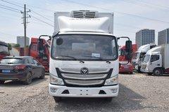 福田欧马可S3系 156马力 4X2 5.04米冷藏车(BJ5108XLC-A9)