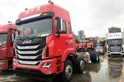 江淮 格尔发K5W重卡 290马力 6X2 9.6米厢式载货车(HFC5251XXYP1K3D54S1V)