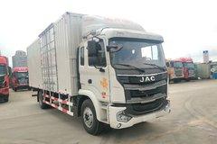 江淮 格尔发A5L中卡 200马力 4X2 7.77米厢式载货车(HFC5181XXYP3K3A57S2V) 卡车图片
