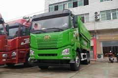 青岛解放 JH6重卡 375马力 6X4 5.6米自卸车(CA5251ZLJP25K15L3T1E5A80) 卡车图片