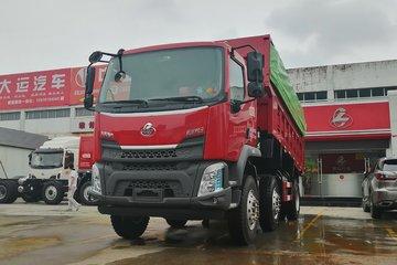 东风柳汽 新乘龙M3 185马力 6X2 4.8米自卸车(10挡)