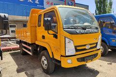 跃进 开拓X100 工程型 102马力 4X2 3.6米自卸车(SH3042VEDBNW1) 卡车图片