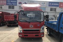 一汽红塔 解放公狮 116马力 4.21米单排栏板轻卡底盘(CA1040K6L3E5-2) 卡车图片