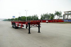 中集华骏 45英尺集装箱运输半挂车