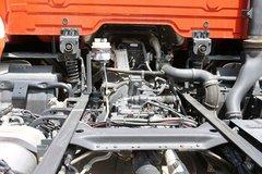 东风商用车 天锦中卡 180马力 4X2 6.75米仓栅式载货车(DFH5160CCYBX1JVA) 卡车图片