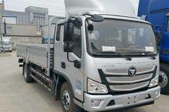 福田 欧马可S3系 156马力 5.25米排半栏板轻卡(BJ1128VGJED-B1) 卡车图片