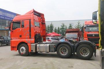 中国重汽 汕德卡SITRAK C7H重卡 540马力 6X4牵引车(3.7速比)(ZZ4256V324HE1B)图片