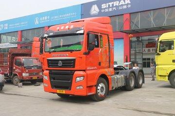 中国重汽 汕德卡SITRAK C7H重卡 540马力 6X4牵引车(3.7速比)(ZZ4256V324HE1B)