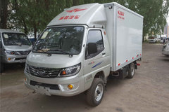 唐骏欧铃 赛菱F3 1.2L 88马力 汽油 3.06米单排厢式微卡(ZB5020XXYADC3V) 卡车图片