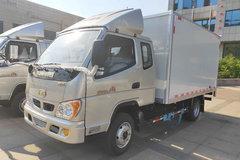 唐骏欧铃 小宝马 68马力 4X2 3.63米单排厢式微卡(ZB5040XXYBDC3V) 卡车图片