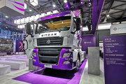 中国重汽 汕德卡SITRAK C7H重卡 嬴彻1号 540马力 6X4自动驾驶牵引车