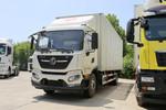 东风商用车 天锦KR中卡 180马力 4X2 8米排半厢式载货车(DFH5180XXYE2)图片