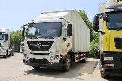 东风商用车 天锦KR中卡 180马力 4X2 8米排半厢式载货车(DFH5180XXYE2)