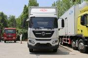 东风商用车 天锦KR 290马力 6X2 9.6米排半厢式载货车(京五II)(DFH5250XXYA5)